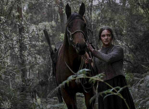 "Aisling Franciosi stars in ""The Nightingale."" [IFC Films]"