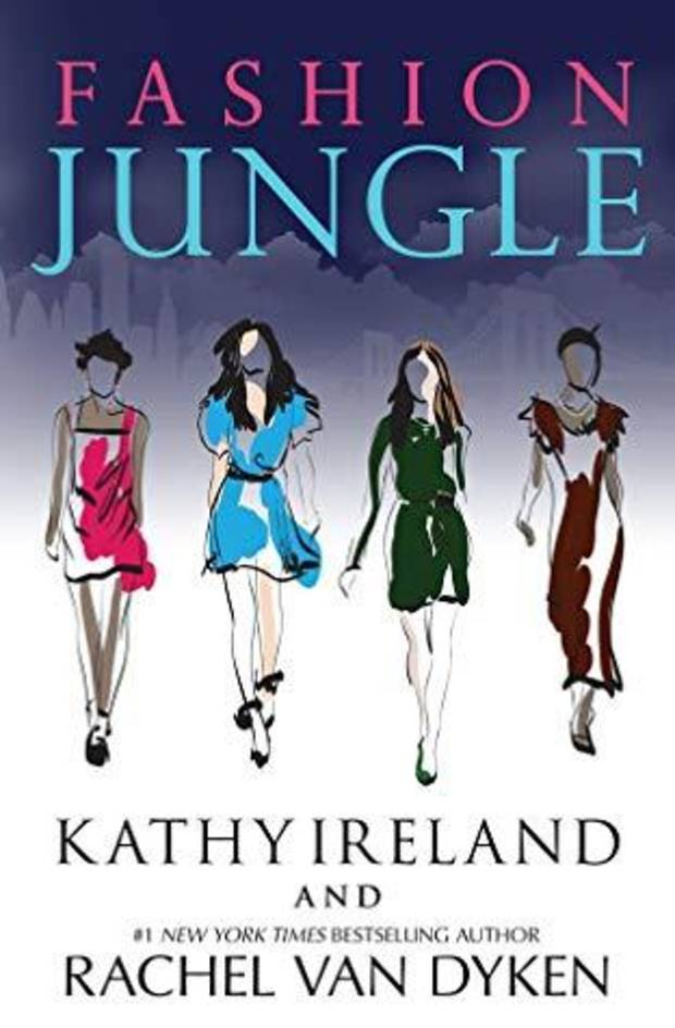 Kathy Ireland's first novel takes place in the fashion world