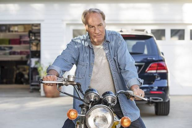 "Craig T. Nelson appears in a scene from the 2018 romantic comedy ""Book Club."" [Photo provided by Paramount Pictures]"