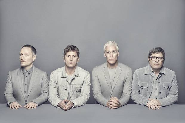 Matchbox Twenty [Randall Slavin photo]