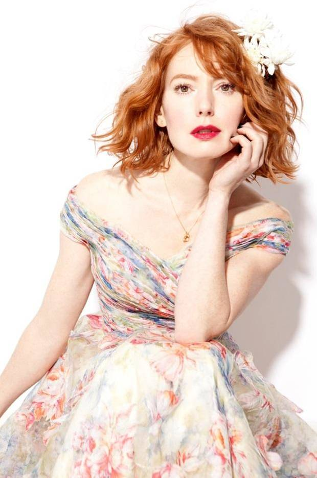 Alicia Witt [Photo provided]