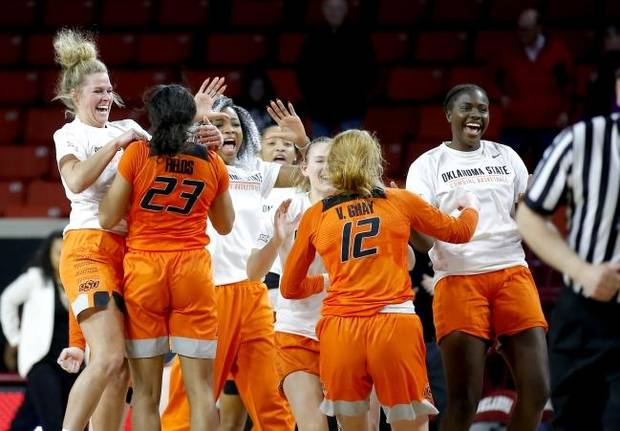 Cowgirls learn a lesson, take round 2 of Bedlam