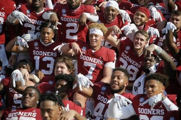Carlson: On a wild day for OU football, Sooner quarterback Spencer Rattler had the wackiest of them all