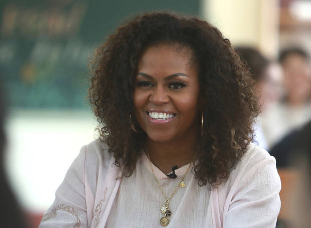 Michelle Obama documentary 'Becoming' to premiere on Netflix
