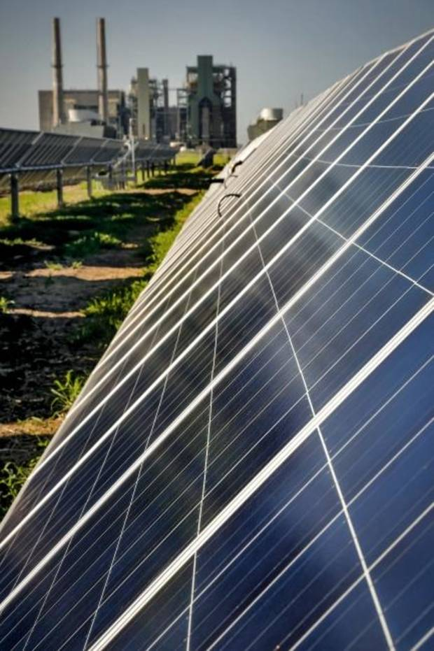 Oklahoma Gas and Electric partners with Chickasaw and Choctaw Nations to generate additional solar power