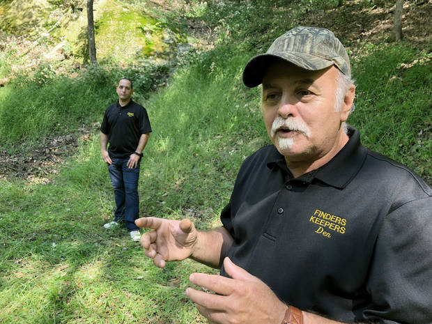 Emails: FBI was looking for gold at Pennsylvania dig site