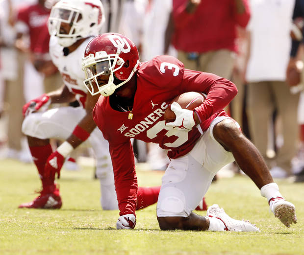OU football: Sooners' Mykel Jones transferring to Tulane