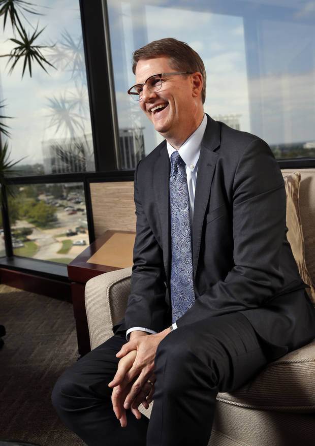 Executive Q&A with Timothy Pehrson: Integris Health welcomes new president, chief | The Oklahoman