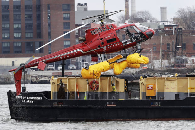 Loophole limited scrutiny before deadly NYC helicopter crash