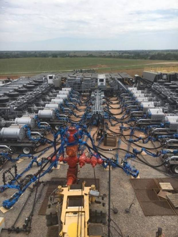 Drink it up: Oklahoma Water Resources Board adopts rules allowing for 'marginal' water production to benefit oil and gas industry now and potentially ease water woes later