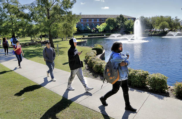 Coronavirus in Oklahoma: UCO launches relief fund for students