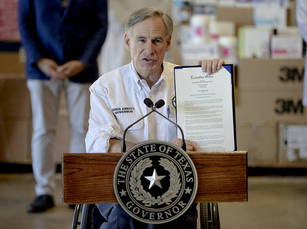 Abortion providers sue Texas over virus outbreak order