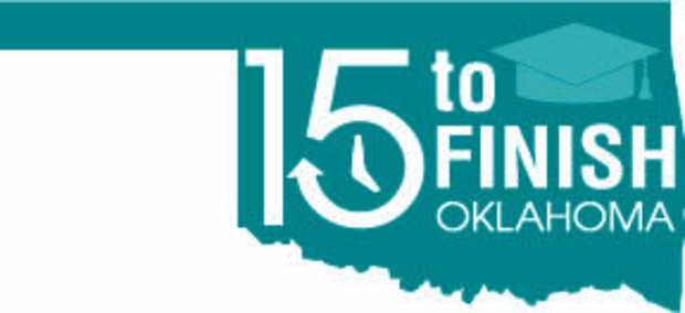 Oklahoma launches 15 to Finish to increase college graduation rates