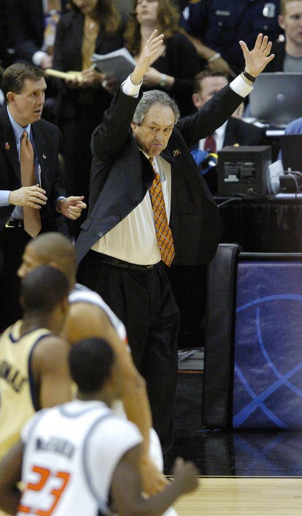 OSU basketball: Eddie Sutton officially elected to Naismith Hall of Fame