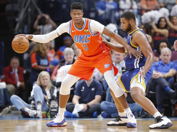 Thunder: Justin Patton records highest-scoring game in G League this season