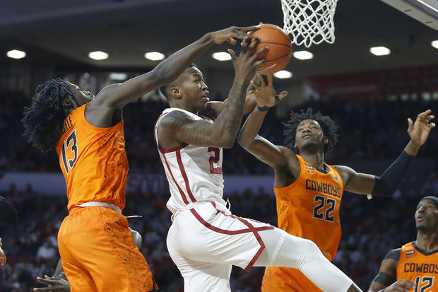 OU men's basketball: Bedlam important opportunity for Sooners