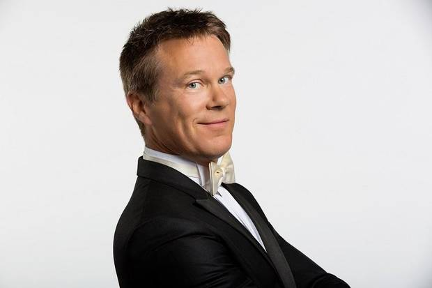 Alexander Mickelthwate is entering his second season as music director for the Oklahoma City Philharmonic. [Photo provided]