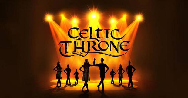 "From Golden Globe-nominated composer Brian Byrne (""Heartbeat of Home"") comes ""Celtic Throne,"" a majestic new musical score for a new Irish dance production from Herbert W. Armstrong College and Armstrong Dance. [Logo provided]"