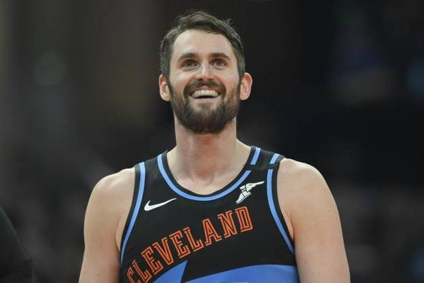 Cleveland Cavaliers star Kevin Love shares mental health tips to help deal with coronavirus' impact