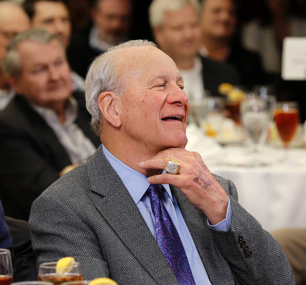 Oklahoma football: 'Barry Switzer & Friends' fund-raiser planned