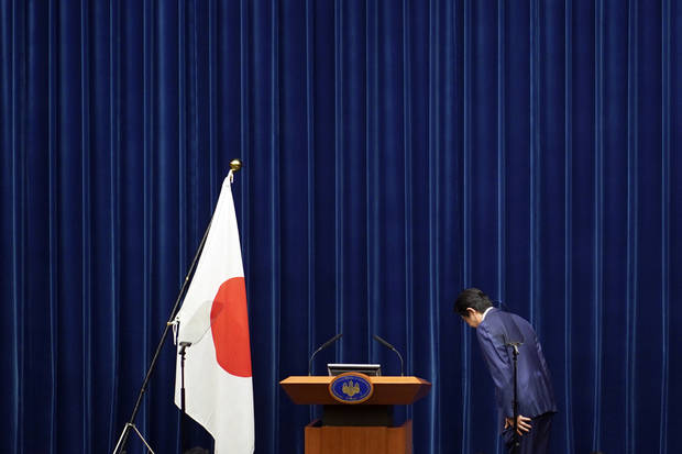 Abe could be big loser if Tokyo Olympics canceled, postponed