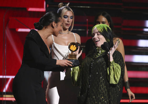 Family affair: Billie Eilish, Finneas win big at Grammys