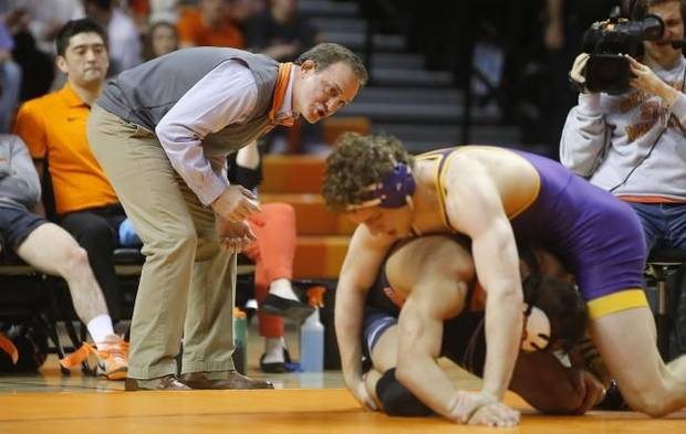 OSU wrestling: Cowboys set for duals in two states on Saturday