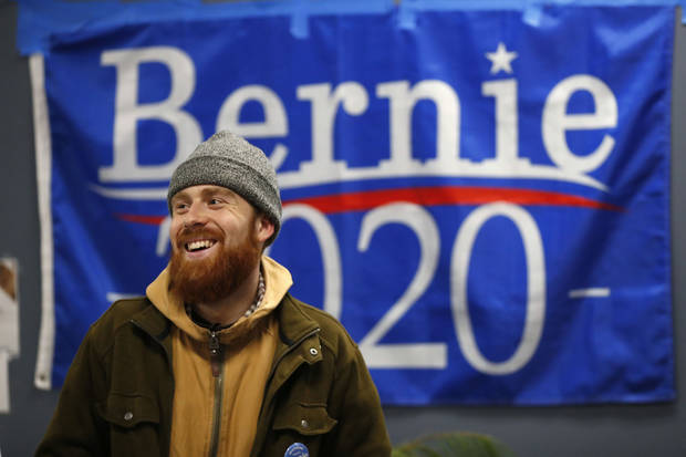 `We can do it,' say young believers fueling Sanders campaign