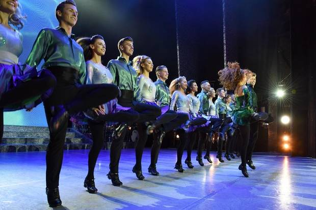 "The 25th anniversary ""Riverdance"" tour's OKC stop has been delayed. [Jack Hartin photo]"
