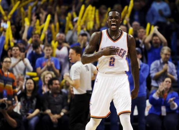 'It's deeper than basketball': Thunder to launch Legacy Network for former players