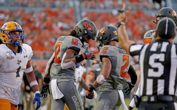 OSU football: Tylan Wallace keeps making the impossible routine