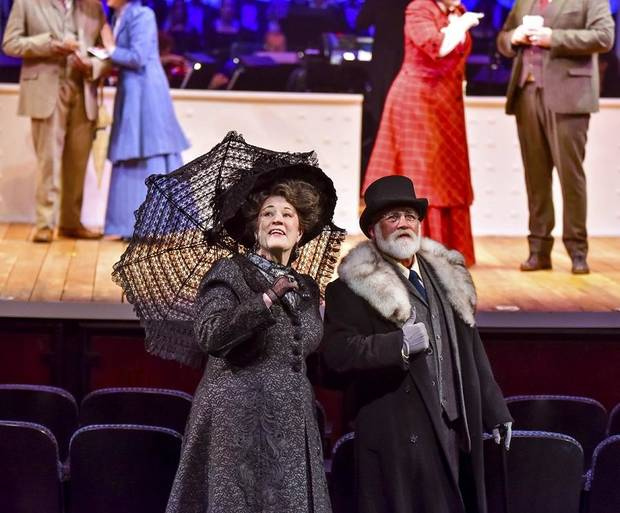 Theater review: Lyric Theatre lives up to the legend with epic