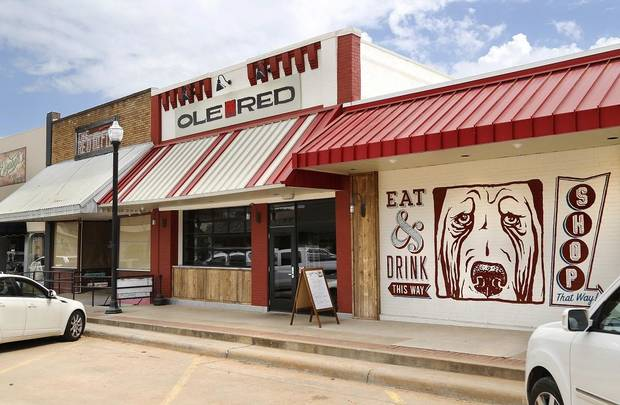 Country music superstar Blake Shelton opened Ole Red Tishomingo, a restaurant, bar, live music venue and retail space, opened for business in 2017 in his adopted hometown of Tishomingo. [The Oklahoman Archives]