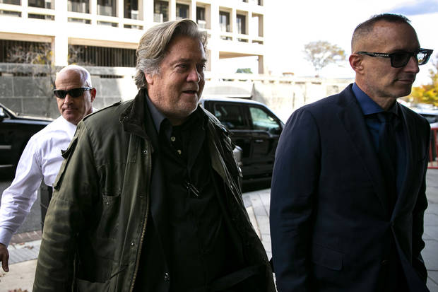 Steve Bannon testifies for prosecution in Roger Stone trial