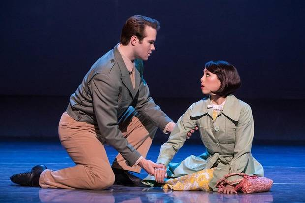 Theater review: ''S Wonderful' 'An American in Paris' dances