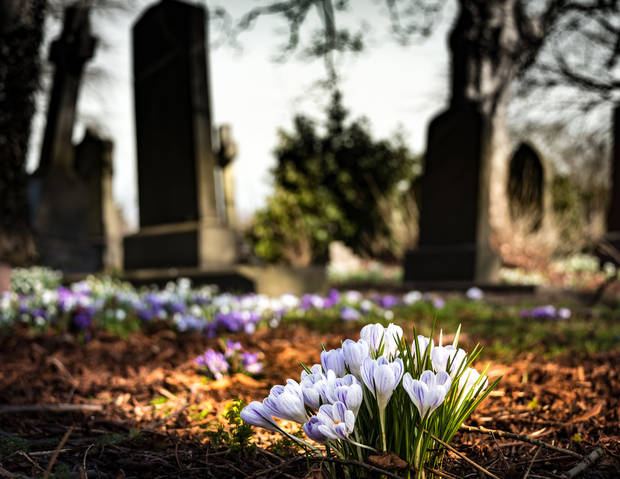 Faith communities will partner to 'Save a Cemetery'