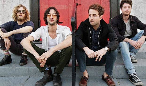 Rock band Dawes will embark on a 50-date North American tour in 2017 that will include two Oklahoma dates. Photo provided