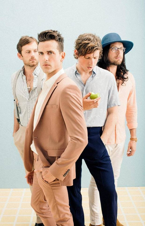 Kings of Leon [Photo provided]