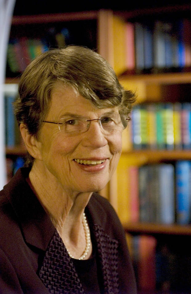 Former U.S. attorney general, Janet Reno, is shown in New York on Sept. 20, 2007. (AP Photo/ Jim Cooper) ORG XMIT: NY363