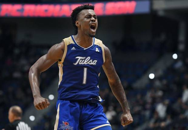College basketball notebook: Surprising Tulsa continues to win