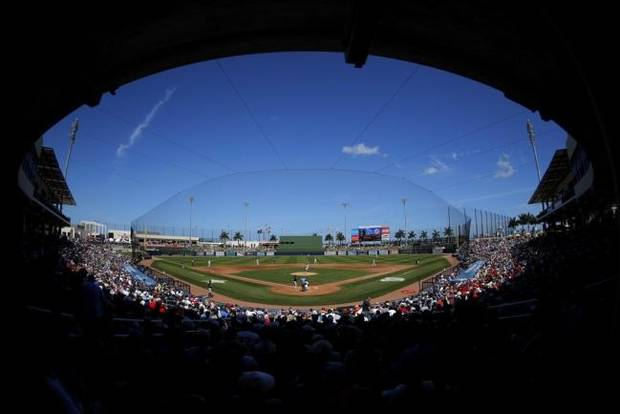 MLB considering radical realignment for 2020 season: Grapefruit and Cactus leagues