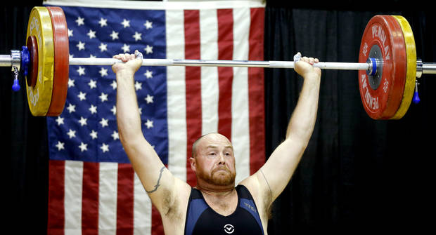 Fitness competitions held in OKC Saturday | The Oklahoman