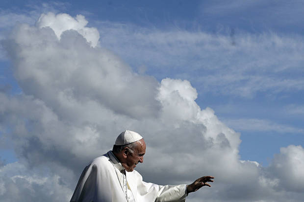 Pope: Safe drinking water is a human right, not merchandise