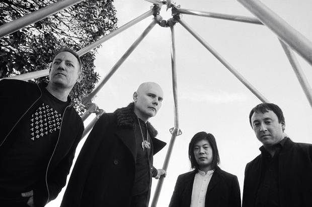 The Smashing Pumpkins. [Photo provided by Olivia Bee]