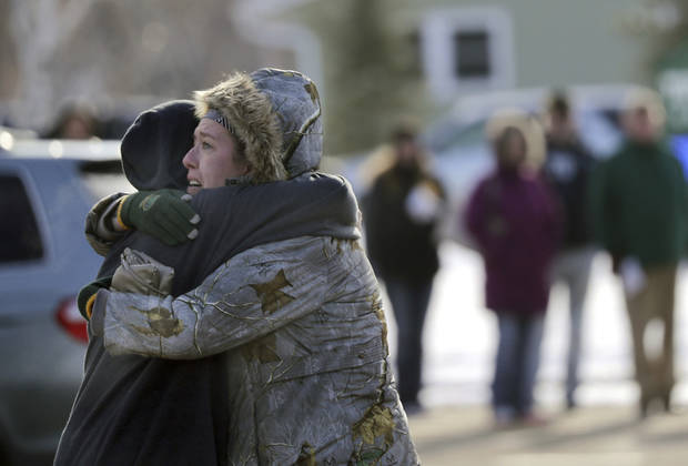 Officials ID police involved in Wisconsin school shootings news