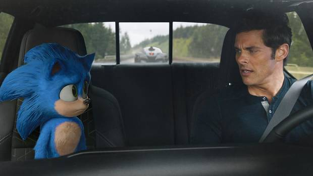 Video: 'Sonic the Hedgehog' movie and star James Marsden get the Honest Trailers treatment from Screen Junkies