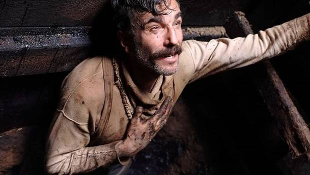 "Daniel Day-Lewis appears in a scene from the 2007 Oscar-winning film ""There Will Be Blood."" The Oklahoma City Philharmonic will perform Jonny Greenwood's gritty Grammy-nominated suite from the acclaimed film as part of its April 4 Classics concert. [Paramount Vantage photo]"
