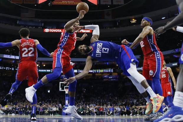 NBA Notebook: Clippers' Paul George fined $35,000 for criticizing refs
