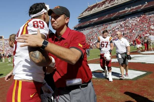 Big 12 football: Matt Campbell is staying at Iowa State, taking a big name off college football coaching carousel