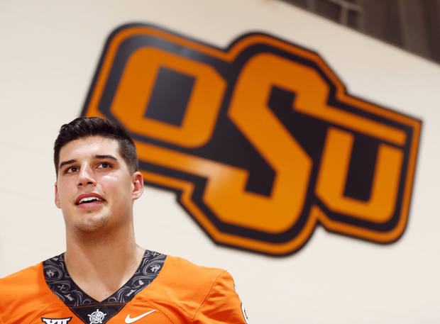 Oklahoma State picked to make College Football Playoff by Sports Illustrated